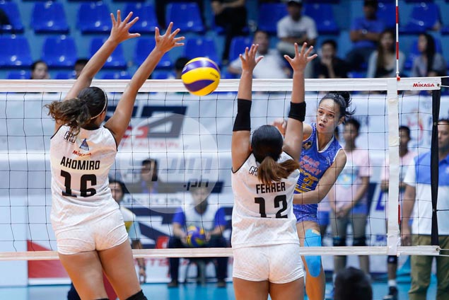 Air Force off to a flyer, stuns Banko Perlas in PVL Open Conference debut