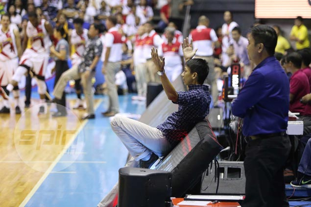 Racela hoping TNT moves on quick after another costly collapse: 'The goal is to get to a Game 7'