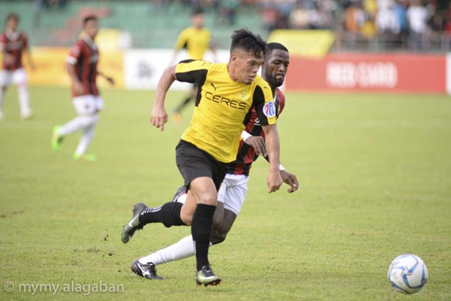 Ceres Negros nips Home United to rule AFC Cup Asean Zone, advance to inter-zone playoffs