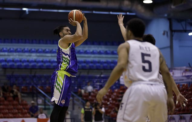 Thunder look to stretch win streak to five as they battle skidding Racal in Foundation Cup