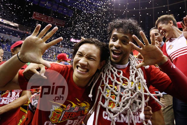 By never dwelling on his selfish side, Cabagnot has become one of PBA's complete guards