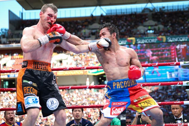 Manny Pacquiao-Jeff Horn grudge match won't happen until next year, says promoter