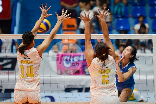 Grethcel Soltones to the rescue as BaliPure completes comeback against Power Smashers