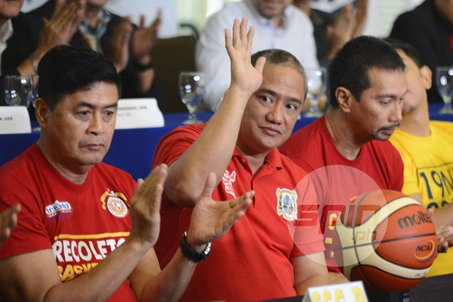 Boyet Fernandez confident of title repeat for San Beda, but knows it won't be easy