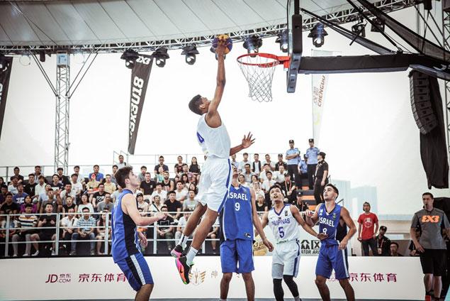 How about Kobe Paras, AJ Edu leading PH bid for 3x3 gold in Asian Games?