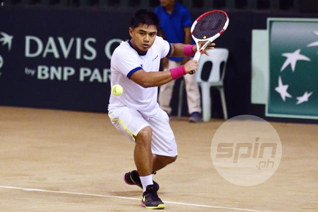 AJ Lim delivers clincher as Philippines wraps up 4-1 Davis Cup win over Indonesia