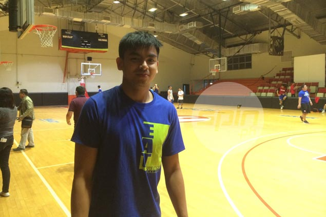 Former Gilas pool members Grey, Guinto willing to help out as practice players