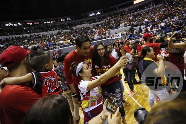 Fajardo doesn't mind taking a backseat as 'small-ball' tactic wins in for Beermen