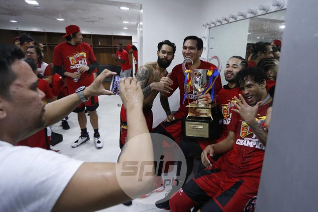 Beermen drenched in love, adoration after end to Commissioner's Cup dry spell