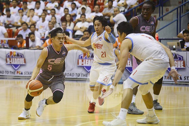 Orlan Wamar stars as CEU Scorpions rip Marinerong Pilipino for fourth straight win