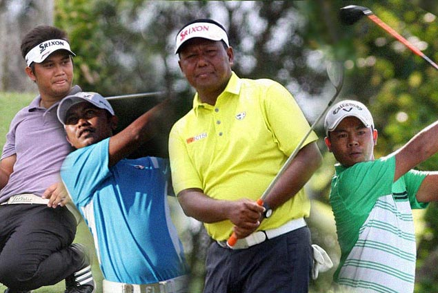 Philippine Golf Tour's top four lead South's bid for three-peat in The Duel