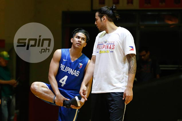 Fil-German big man Chris Standhardinger non-committal on option to play in PBA