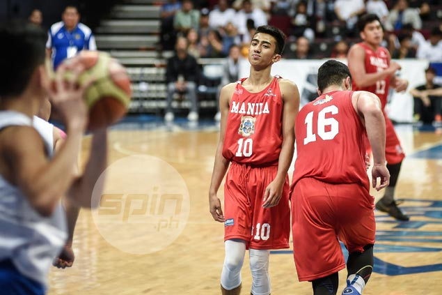 San Beda Red Cubs see tough path in road to regain NCAA juniors basketball crown