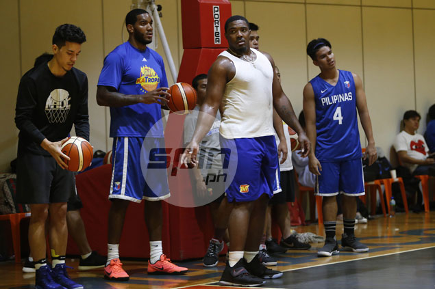TNT import Michael Craig is new face in Gilas practice; Pogoy set to rejoin training