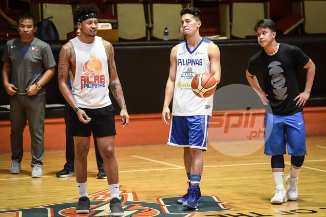 Chot Reyes regrets not being able to include Ray Parks, Jr. in Jones Cup roster