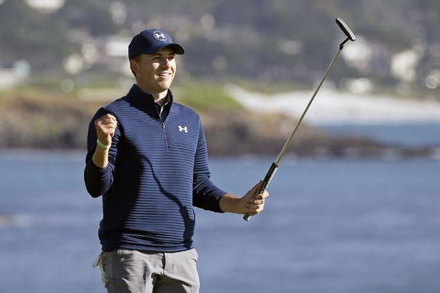 He's not out to match Tiger's mark but Jordan Spieth wants to build rep as a good closer