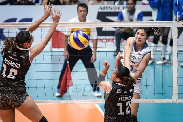 Pocari Sweat overcomes Banko Perlas in four sets for second straight win in PVL Open