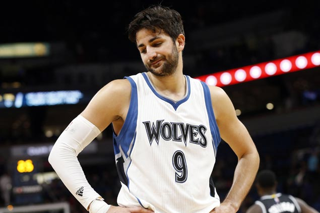 Ricky Rubio eager to deliver for new team Jazz, wishes Timberwolves good luck