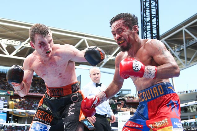 Pacquiao tormentor Jeff Horn seeks another upset in title defense vs Terrence Crawford