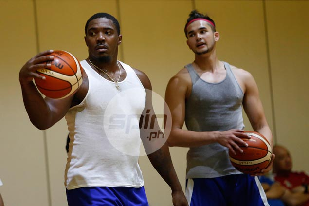TNT import Craig wows 'em in Gilas practice, but insists he's not out for revenge vs SMB