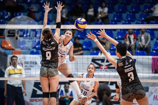 Myla Pablo thrilled to see Pocari Sweat firing on all cylinders right from the start
