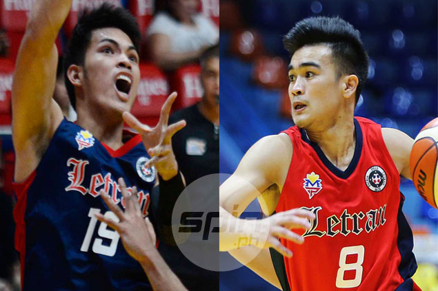 'Heavily recruited' Bong Quinto, JP Calvo staying put with Knights, say Letran officials