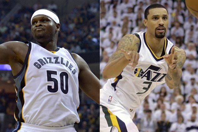 Sources: Kings sign free agent vets Zach Randolph, George Hill to multi-year deals