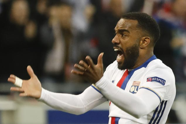Arsenal signs Alexandre Lacazette from Lyon for club record US$68 million