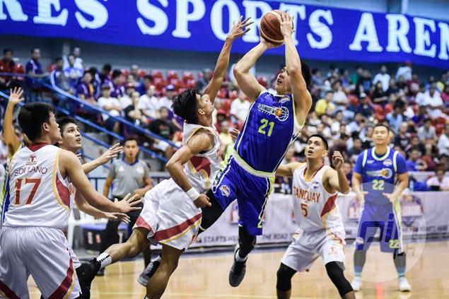 Jeron Teng scores 30 as Thunder rip Rhum Masters for sixth straight victory