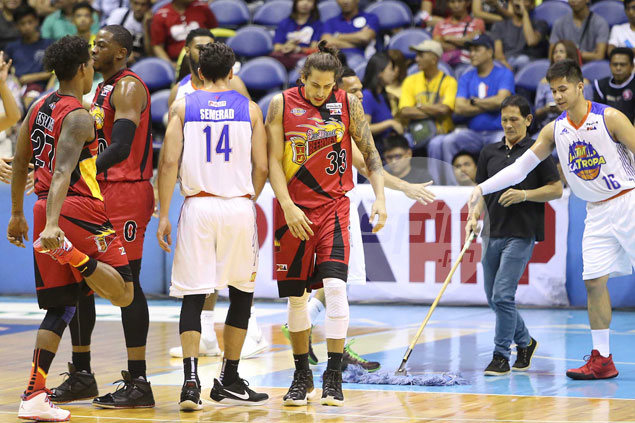 Final wave of fines for Game Six scrap brings total PBA Finals penalties to P140K