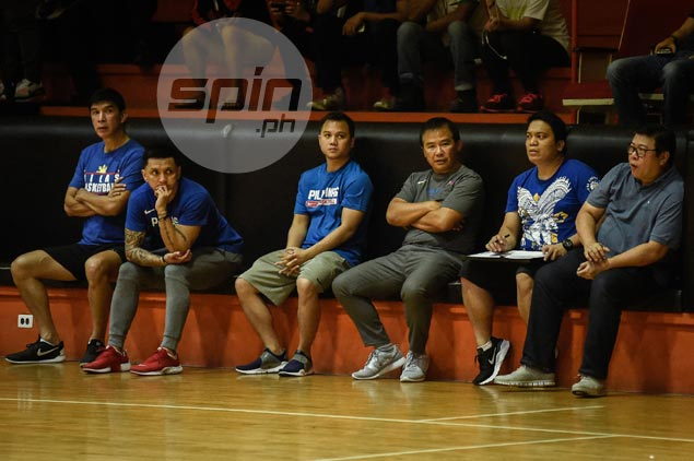Chot Reyes preaches patience as young Gilas side aspires for chemistry over short span of time