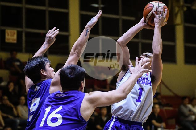 Jio Jalalon will have to grow up fast as he takes on leadership role for young Gilas side