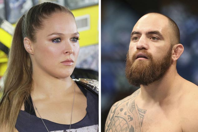 Travis Browne inspired to end slide, regain title contender status thanks to fiancee Ronda Rousey