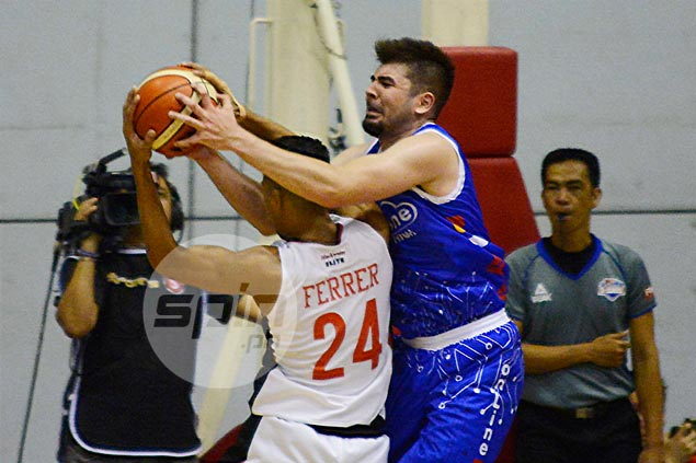 Coaches sit up and take notice as Andre Paras a different animal in basketball comeback