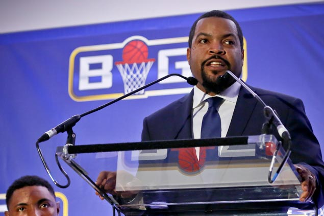 Ice Cube says Big3 open to change venue, give way to Mayweather-McGregor bout if 'treated right'