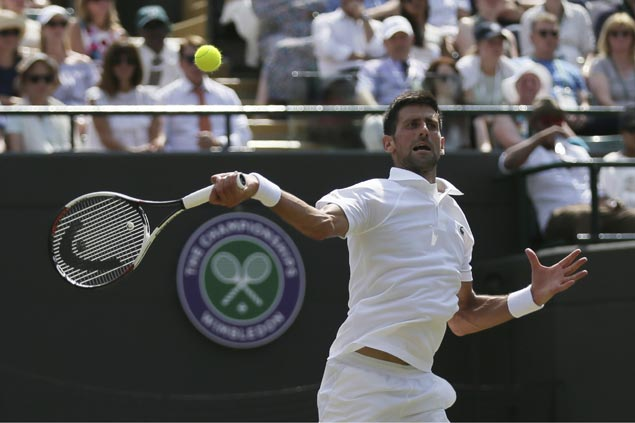 Djokovic brushes off Tiger Woods comparison from McEnroe, cruises to third round in Wimbledon