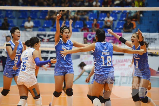 Surging Pocari guns for early lead as BaliPure, UP clash to get back on win track in PVL