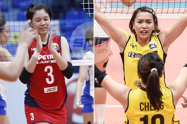 Petron star Mika Reyes braces for PSL Finals battle royale against former team, coach