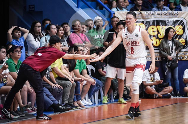 San Beda star Robert Bolick wants to be an inspiration to all benchwarmers out there