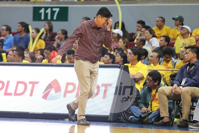 Egay Macaraya laments Stags' endgame collapse against mighty Lions