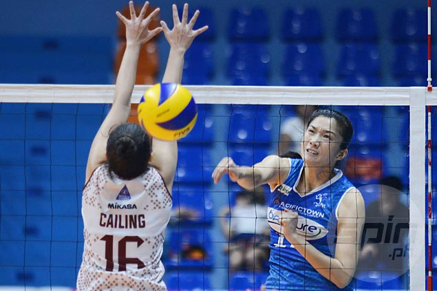 Balipure bounces back with straight-sets victory over UP Lady Maroons