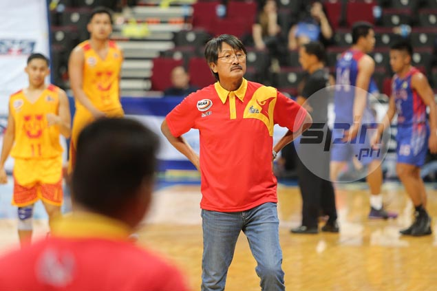 Atoy Co thrilled to see all's well with undermanned Mapua after valiant effort in loss to Arellano