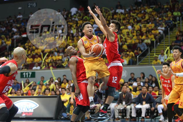 Stags guard Renzo Navarro trying out for spot in LPU Pirates lineup, says Topex