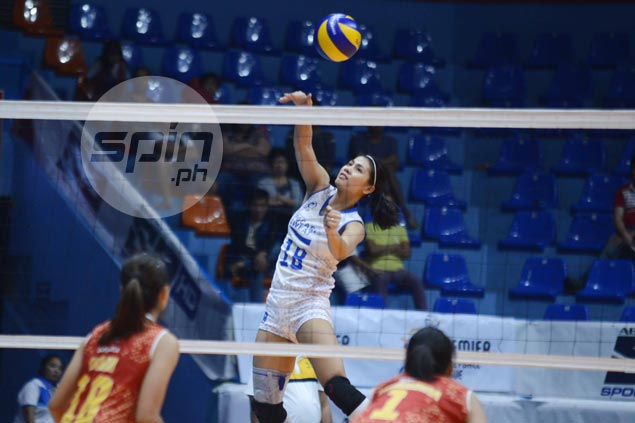 Pocari Sweat rallies late to outlast Power Smashers in five sets for third straight win in PVL Open