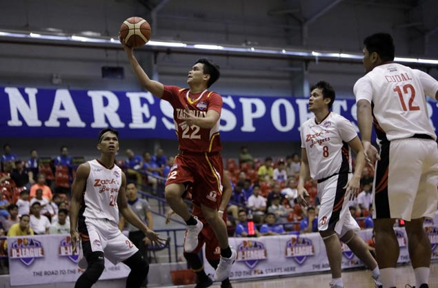Tanduay sets new D-League records with 76-point rout of Zark's Burger