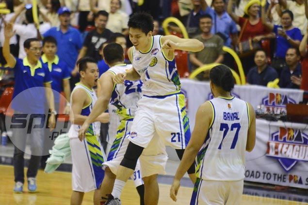 Jeron Teng insists Flying V far from perfect as Thunder stake unbeaten record vs CEU