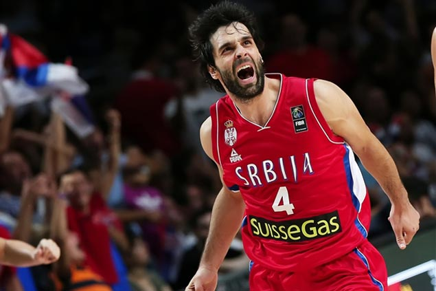 LA Clippers acquire Fiba World Cup All-Star five member Milos Teodosic of Serbia