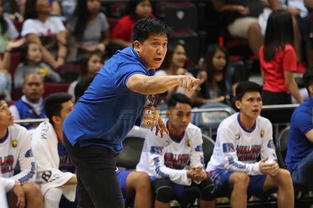 Arellano hosts San Sebastian but coach tells Chiefs there's no room for complacency even on homecourt
