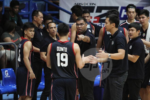 Coach says Letran has moved on after Quinto-Calvo controversy, credits Nambatac and Balanza for helping resolve issues