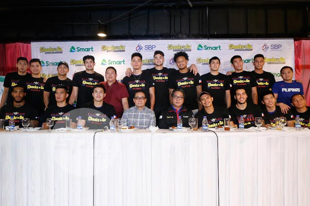 Youthful Gilas Pilipinas side vows to go all-out against formidable Jones Cup opposition